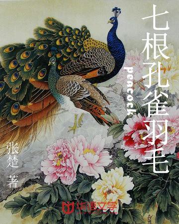 七根孔雀羽毛